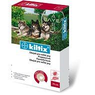 Antiparazitní obojek Kiltix obojek pro velké psy  - Antiparazitní obojek