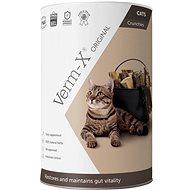 Verm-X Přírodní granule proti střevním parazitům pro kočky 60g - Antiparazitní přípravek