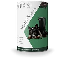 Verm-X Přírodní granule proti střevním parazitům pro psy 100g - Antiparazitní přípravek