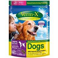 Verm-X Přírodní pelety proti střevním parazitům pro psy 200g - Antiparazitní přípravek