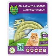 Menforsan Přírodní antiparazitní obojek pro kočky 1 ks