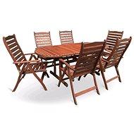 V-Garden VeGa Istanbul set 6 - Garden furniture
