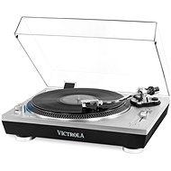 Victrola VPRO-2000 stříbrný - Gramofon