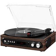 Victrola VTA-65 hnědý - Gramofon