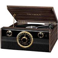 Victrola VTA-240B hnědý - Gramofon
