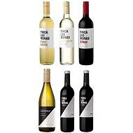 LAS MORAS Las Moras mix 6x 0,75l sada vín