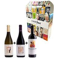 BODEGAS AŇADAS Španělské trio Care + krabička, sada vín