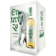 BODEGAS COVIÑAS Enterizo Macabeo Bag in Box 5l - Wine