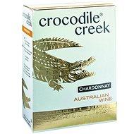 CROCODILE CREEK Chardonnay Bag in Box 3l - Víno