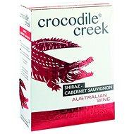 CROCODILE CREEK Shiraz - Cabernet Sauvignon Bag in Box 3l - Wine