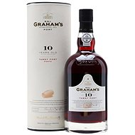 W. & J. GRAHAM´S Tawny Porto 10 Years old 0,7l 750 ml - Víno
