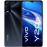 Vivo Y20s černá - Mobilní telefon