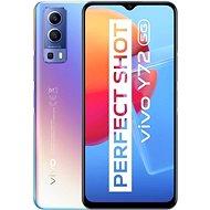 Vivo Y72 5G Blue - Mobile Phone