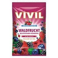 VIVIL Multivitamín lesní plody 60g bez cukru - Doplněk stravy