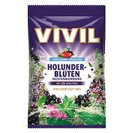 VIVIL Multivitamín černý bez 8 vitamínů 60g bez cukru - Doplněk stravy
