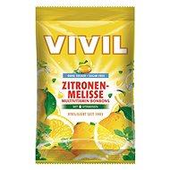 VIVIL Multivitamín citron + meduńka 60g bez cukru - Bonbóny
