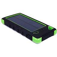 Power Bank Viking Akula II 16000mAh černá-zelená