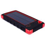 Power Bank Viking Akula II 16000mAh černá-červená