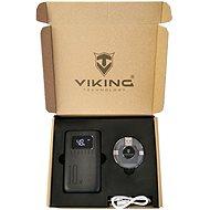 Viking dárková sada Powerbanka GO10 černá + Čtečka paměťových karet 4v1