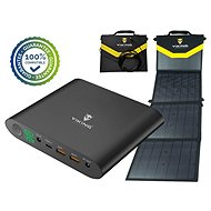 Viking Set powerbanka VIKING Smartech III QC3.0 25000mAh a solární panel VIKING L50 - Set