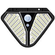 Viking venkovní solární LED světlo s pohybovým senzorem VIKING Z102 - Venkovní světlo