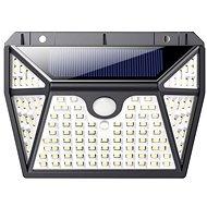 Viking venkovní solární LED světlo s pohybovým senzorem VIKING Z118 - Venkovní světlo