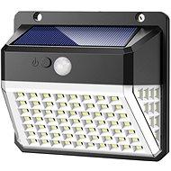 Viking venkovní solární LED světlo s pohybovým senzorem VIKING D82 - Venkovní světlo
