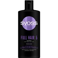 SYOSS Full Hair 5 500 ml - Šampon