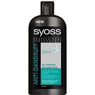 SYOSS Anti-Dandruff Platinum Anti-Grease 500 ml