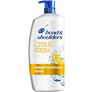 HEAD&SHOULDERS Citrus Fresh 900 ml - Šampon