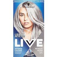 SCHWARZKOPF Live Urban Mettalics U71 Metallic Silver - Hair Dye