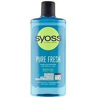 SYOSS Shampoo Pure Fresh 500 ml - Šampon
