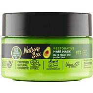 NATURE BOX Mask Avocado 200 ml - Maska na vlasy