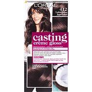 ĽORÉAL CASTING Creme Gloss 412 Ledové kakao - Barva na vlasy