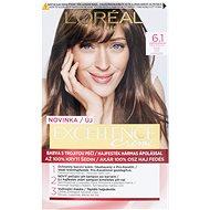 ĽORÉAL PARIS Excellence Creme 6.1 Tmavá popelavá blond - Barva na vlasy