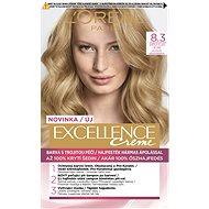 L'ORÉAL PARIS Excellence  8.3 Světlá zlatá blond - Barva na vlasy
