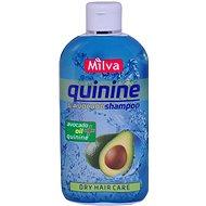 MILVA Chinin a Avokádo 200 ml - Přírodní šampon