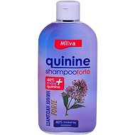 MILVA Chinin Forte - Přírodní šampon