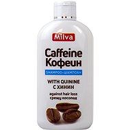 MILVA Chinin a Kofein - Přírodní šampon