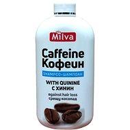 MILVA Chinin and Kofein Shampoo 500 ml - Přírodní šampon