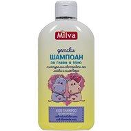 MILVA Dětský 200 ml - Přírodní šampon