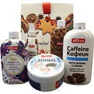 MILVA Caffeine - Cosmetic Gift Set