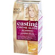 ĽORÉAL CASTING Creme Gloss 1010 Marcipánová - Barva na vlasy