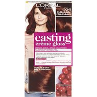 L'ORÉAL CASTING Creme Gloss 554 Chilli Chocolate - Hair Dye