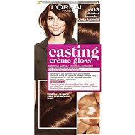 L´ORÉAL CASTING Creme Gloss 603 Čokoládová karamelka - Barva na vlasy