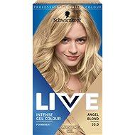 SCHWARZKOPF LIVE Intense Gel Colour 10.0 Andělská blond 60 ml - Barva na vlasy