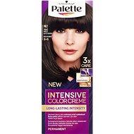 SCHWARZKOPF PALETTE Intensive Color Cream 3-0 (N2) Tmavě hnědý - Barva na vlasy
