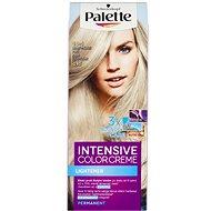 SCHWARZKOPF PALETTE Intensive Color Cream 10-1 (C10) Ledový stříbřitě plavý - Barva na vlasy