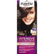 SCHWARZKOPF PALETTE Intensive Color Cream 4-0 (N3) Středně hnědý - Barva na vlasy