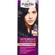 SCHWARZKOPF PALETTE Intensive Color Cream 1-1 (C1) Modročerný - Barva na vlasy